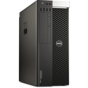 Dell Precision 5810 Workstation - 1 x Intel Xeon E5-1650 v4 Hexa-core (6 Core) 3.60 GHz - 8 GB DDR4 SDRAM - 1 TB HDD - NVIDIA Quadro K620 Graphics - Windows 7 Professional 64- ...(more)
