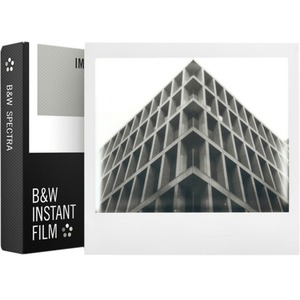 Impossible B&W Film for Spectra