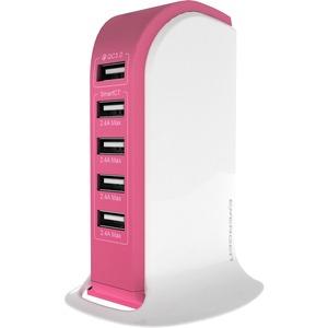 ENERGEN 5 Ports USB Charging Station (EN-UC500)