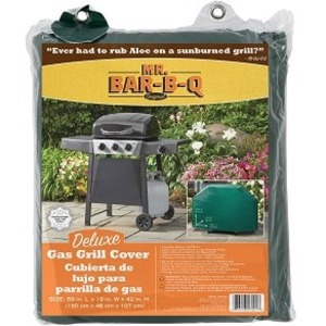 Mr. Bar.B.Q Deluxe Medium Gas Grill Cover