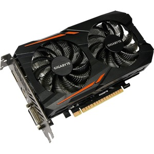 Gigabyte Ultra Durable 2 GV-N1050OC-2GD GeForce GTX 1050 Graphic Card - 1.40 GHz Core - 1.52 GHz Boost Clock - 2 GB GDDR5 - PCI Express 3.0 x16