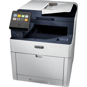 Xerox WorkCentre 6515/N Laser Multifunction Printer - Color - Plain Paper Print - Desktop