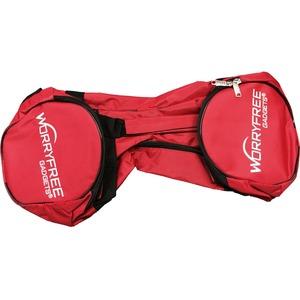 MYEPADS Carrying Case for Powered Self Balance Scooter - Red