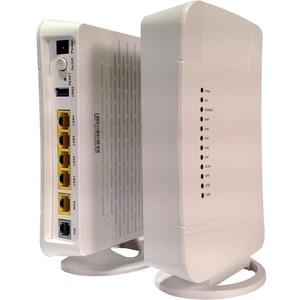 Paradyne 6618-W1 IEEE 802.11n ADSL2+, VDSL2, Ethernet Modem/Wireless Router