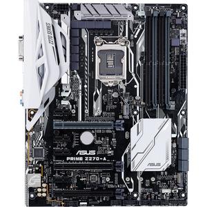Asus PRIME Z270-A Desktop Motherboard - Intel Chipset - Socket H4 LGA-1151