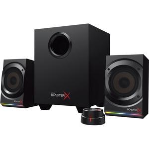 Creative Sound BlasterX Kratos S5 2.1 Gaming Speaker System w RGB lighting