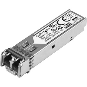 StarTech.com HP 3CSFP91 Compatible - Gigabit SFP - LC Fiber - 1000base SX SFP Transceiver Module - HP Multimode SFP