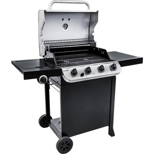 Char-Broil Performance Series 4 Burner Black Stainless Gas Grill
