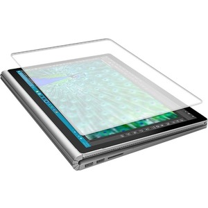 TechProducts360 Microsoft Surface Book Tempered Glass Defender Clear