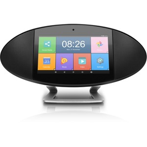 Aluratek AIRMM04F Network Audio/Video Player - Wireless LAN