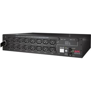 APC by Schneider Electric Rack PDU, Switched, 2U, 30A, 208V, (16)C13