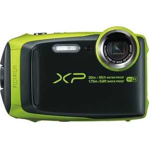 Fujifilm FinePix XP120 16.4 Megapixel Compact Camera - Lime