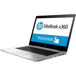 "HP EliteBook x360 1030 G2 13.3"" Touchscreen LCD 2 in 1 Notebook - Intel Core i5 (7th Gen) i5-7200U Dual-core (2 Core) 2.50 GHz - 8 GB DDR4 SDRAM - 256 GB SSD - Windows 10 Pro ...(more)"