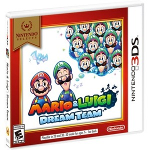 Nintendo Mario & Luigi: Dream Team