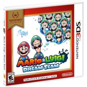 Nintendo Mario & Luigi: Dream Team