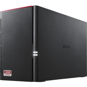 Buffalo LinkStation 520 4 TB 2-Drive NAS for Home/Home Office (LS520DN0402)