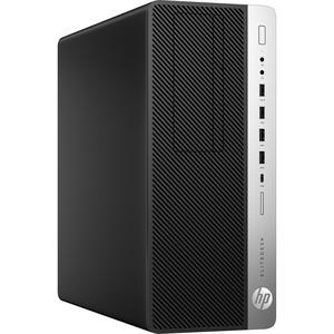 HP EliteDesk 800 G3 - Core i7 7700 3.6 GHz - 8 GB RAM - 256 GB SSD - Intel HD Graphics 630 - Windows 10 Pro