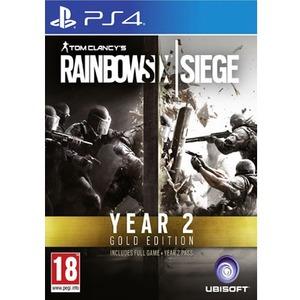 Ubisoft Tom Clancy's Rainbow Six Siege: Year 2 Gold Edition