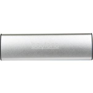 boytone BT-120SL 2.0 Speaker System - 6 W RMS - Portable - Battery Rechargeable - Wireless Speaker(s) - Silver
