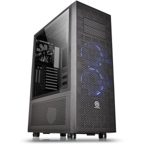 Thermaltake Core X71 Tempered Glass Edition Full Tower Chassis