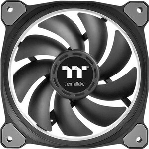 THERMALTAKE FAN CL-F053-PL12SW-A TT PREMIUM 1500RPM 12V 5.4W 9PIN RIING PLUS
