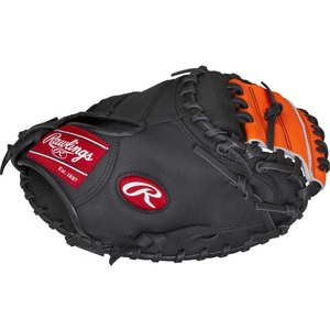 Rawlings Player Preferred 33 in Catchers Mitt 1-Piece Solid Web, Conventional Back