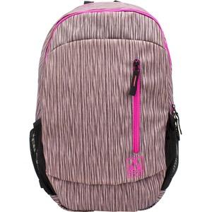 "M-Edge Flex BPK-FL6-N-PK Carrying Case (Backpack) for 15"" Battery, Smartphone, Notebook, Tablet, Bottle - Pink"