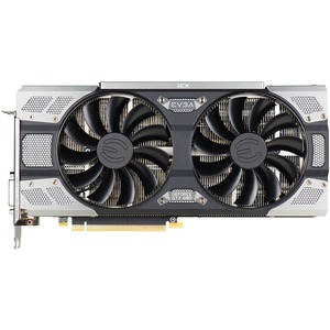 EVGA GeForce GTX 1080 Graphic Card - 1.72 GHz Core - 1.86 GHz Boost Clock - 8 GB GDDR5X - Dual Slot Space Required