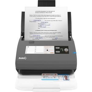 ImageScan Pro 830ix For Use With Athenahealth 300