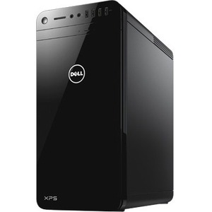 Dell XPS 8920 Desktop Computer - Intel Core i7 (7th Gen) i7-7700 3.60 GHz - 8 GB DDR4 SDRAM - 1 TB HDD - Windows 10 Pro 64-bit (English) - Tower - Black
