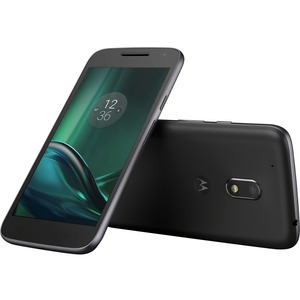 "Motorola Moto G??? Play 16 GB Smartphone - 4G - 5"" LCD 1280 x 720 HD Touchscreen - Qualcomm Snapdragon 410 Quad-core (4 Core) 1.20 GHz - 2 GB RAM - 8 Megapixel Rear/5 Megapixe ...(more)"