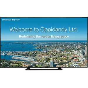 "Sharp PN-LE PN-LE701 70"" 1080p LED-LCD TV - 16:9 - HDTV"