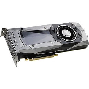 EVGA GeForce GTX 1080 Ti Graphic Card - 1.48 GHz Core - 1.58 GHz Boost Clock - 11 GB GDDR5X - Dual Slot Space Required
