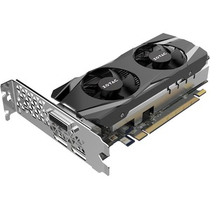 Zotac GeForce GTX 1050 Graphic Card - 1.35 GHz Core - 1.46 GHz Boost Clock - 2 GB GDDR5 - Low-profile - Dual Slot Space Required