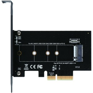 SIIG M.2 NGFF SSD PCIe Card Adapter