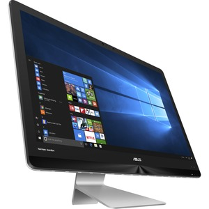 """Asus Zen AiO ZN270IEUT-DS51 All-in-One Computer - Intel Core i5 (7th Gen) i5-7400T 2.40 GHz - 8 GB DDR4 SDRAM - 1 TB HDD - 27"""" 1920 x 1080 Touchscreen Display - Windows 10 64- ...(more)"""