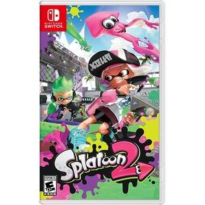 Nintendo Splatoon 2