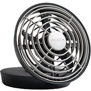 O2 Cool 5-Inch Portable USB Fan