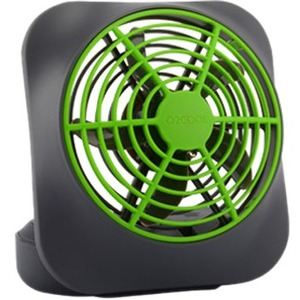 O2 Cool 5-Inch Portable Fan - Volcano