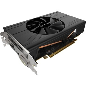Sapphire Pulse Radeon RX 570 Graphic Card - 1.24 GHz Boost Clock - 4 GB GDDR5 - Dual Slot Space Required