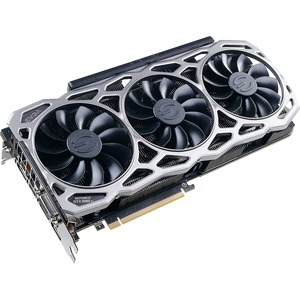 EVGA GeForce GTX 1080 Ti Graphic Card - 1.57 GHz Core - 1.68 GHz Boost Clock - 11 GB GDDR5X - PCI Express 3.0 x16