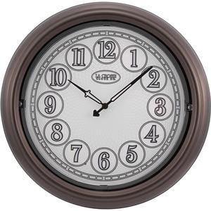 La Crosse Technology 403-3246BR 18 Inch Indoor/Outdoor Lighted Dial Clock