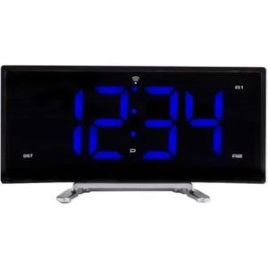 La Crosse Technology 617-249 Atomic Curve LED Alarm