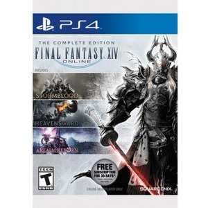 Square Enix FINAL FANTASY XIV ONLINE COMPLETE EDITION