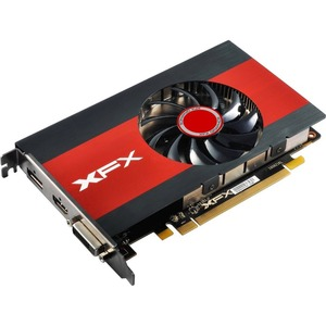 XFX RX-550P2TFG5 Radeon RX 550 Graphic Card - 1.20 GHz Core - 2 GB GDDR5 - Single Slot Space Required
