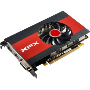 XFX RX-550P4TFG5 Radeon RX 550 Graphic Card - 1.20 GHz Core - 4 GB GDDR5 - Single Slot Space Required