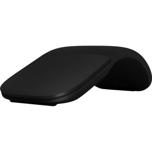 Microsoft Surface Arc Mouse - Wireless - Bluetooth - Black - Notebook