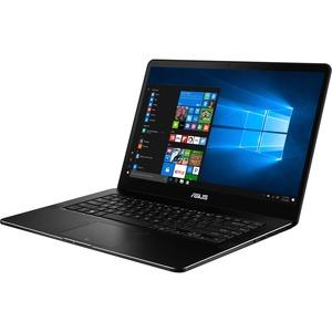 "ASUS ZenBook Pro 15.6"" Laptop Intel Core i7 GeForce GTX 1050 Ti 16GB RAM 512GB SSD Black"