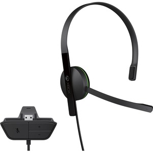 Xbox One CHAT Headset Black