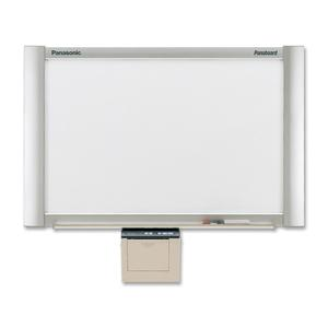 Panasonic Panaboard Metallic Four Panel Interactive Whiteboard